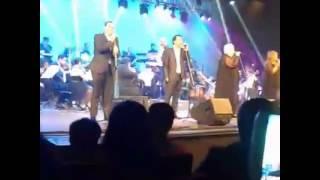 Mocedades en concierto con la Orquesta Clásica de Orizaba