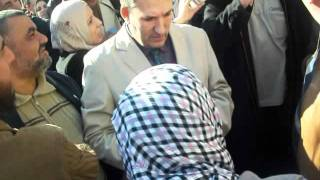 preview picture of video 'Sit-in CNAPEST BLIDA 24-01-2012 قراءة جواب السلطات'