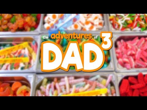 The Adventures of Dad³ – Pick & Mix review!
