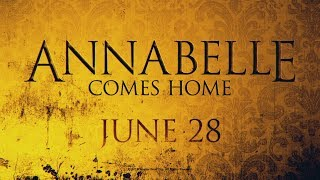 Trailer of Annabelle Comes Home (2019)