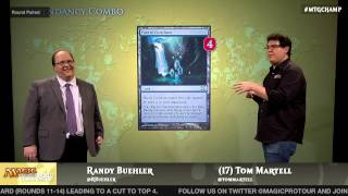 World Championship 2014 Deck Tech with Tom Martell: Ascendancy Combo