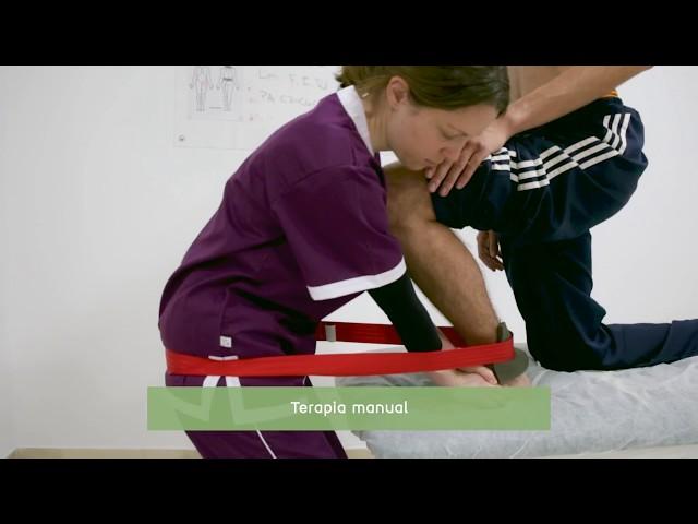 Campaña 'Un fisioterapeuta es mucho más'