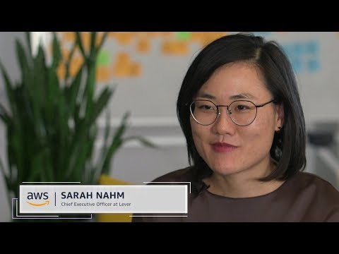 Being Sarah Nahm: A Day in the Life of a Software CEO