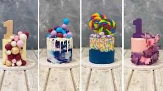 Mini Cakes Design Ideas