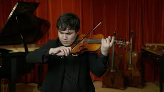 4/4 Jay Haide Guarneri Model Violin