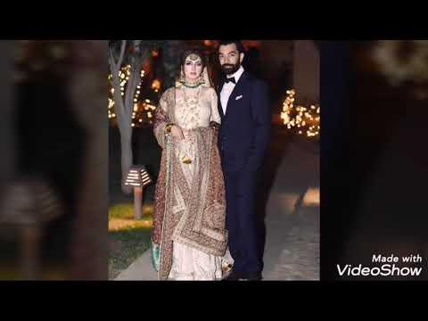 Iman Ali pakistani actersess wedding/barat💝