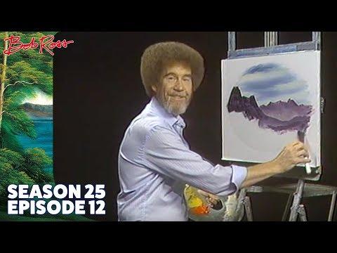 Bob Ross - Desert Hues (Season 25 Episode 12)