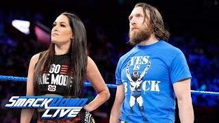 Daniel Bryan And Brie Bella Call Out The Miz & Maryse: SmackDown LIVE, Sept. 4, 2018