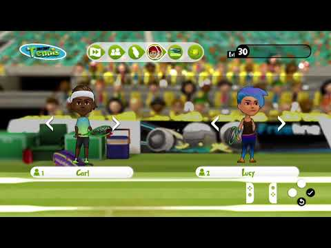 Instant Tennis Nintendo Switch - BreakFirst games thumbnail