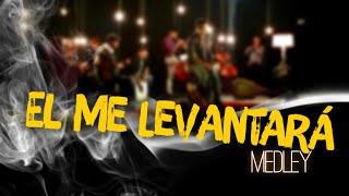 EL ME LEVANTARA (Medley Acustico) I Seth Jafet  Adoracion + Fuego Band l Video Clip