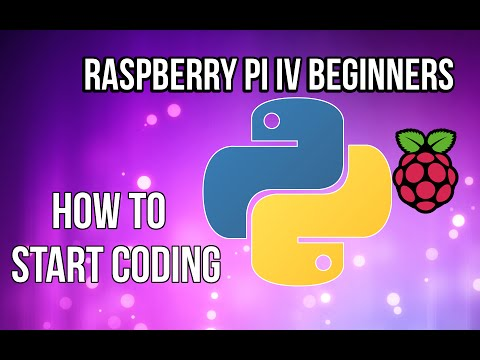 Raspberry Pi – How to start programming with Python