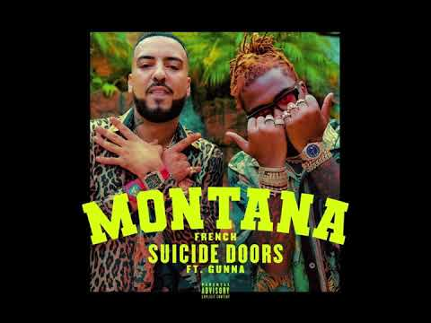 French Montana - Suicide Doors ft. Gunna (Instrumental)TypeBeat