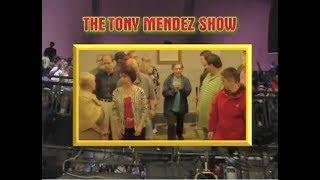 Tony Mendez Show Promo on Late Show, June 25, 2008