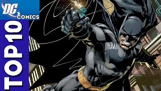 Top 10 Batman Fights From Justice League