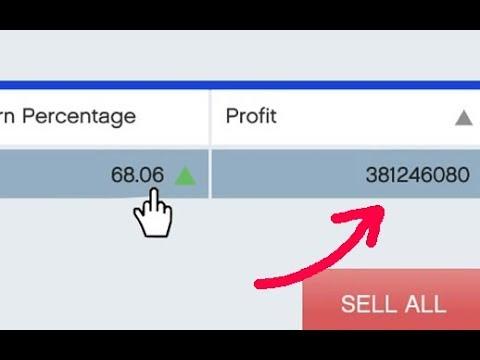 , title : 'GTA 5 Stock Market Cheat - OVER $300,000,000 IN MINUTES!! Single Player Money Cheat [Original]