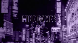 REN   MIND GAMES (lyrics)