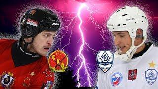 Чемпионат России по хоккею с мячом 2018-2019 / СКА-Нефтяник - Динамо-Москва