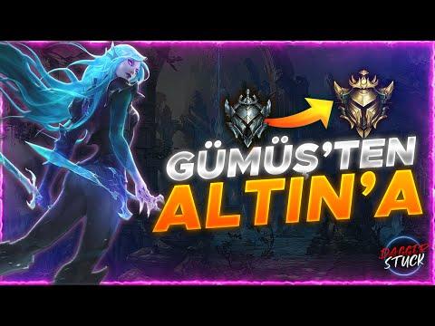 Gümüş Liginden Altın Ligin'e Doğru! - (Katarina) GamePlay