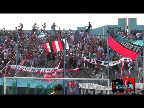 """""""Brown vs. Independiente - La Hora Tricolor"""" Barra: Los Pibes del Barrio • Club: Brown de Adrogué"""