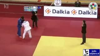 Elnur Mammadli (AZE) - Islam Bozbayev (KAZ) [-81kg]