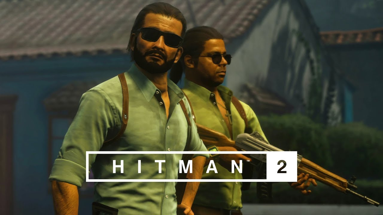Hitman 2 Colombia Gameplay Trailer System Requirements