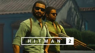 HITMAN 2 - Colombia Gameplay Trailer