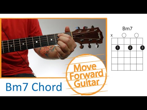 Guitar Chords for Beginners - Bm7