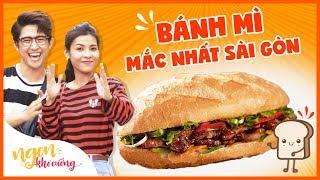 Ngon Khó Cưỡng | Bánh Mì Mắc Nhất Sài Gòn | Tập 10 | Food Review