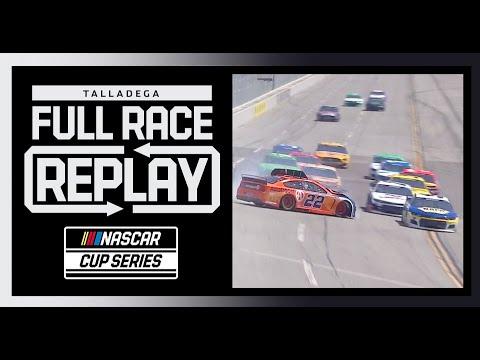 NASCAR タラデガ・スーパースピードウェイ レースフル動画