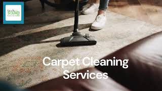 Carpet Cleaning Services by Techsquadteam