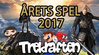 VIDEO: Årets Spel 2017 - Andrews 5 Favoriter