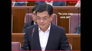 Heng Swee Keat & Sylvia Lim Discuss The Aljunied-Hougang Town Council Trial
