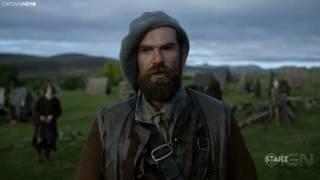 Чужестранка (Outlander), Outlander Sneak Peek 2x09 #1 'Je Suis Prest' - Murtagh teaching the drills [RUS SUB]