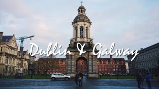 My Winter Getaway: Dublin/Galway    TRAVEL VLOG