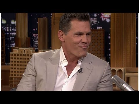 Josh Brolin Tries Out Different Voices for Thanos on the 'Tonight Show'