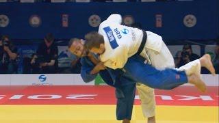 Judo Highlights - Baku Grand Slam 2015
