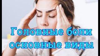 Самый распространенный вид головной боли  Головная боль профилактика