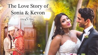 The love story of Sonia & Kevon