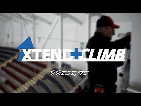 Xtend+Climb Super ProSeries 2.0, 4.4m Telescopic Ladder