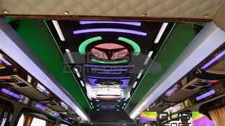 Спринтер Мерседес, переоборудование микроавтобуса для тур  рейсов