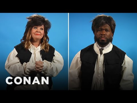 Young Han Solo Audition Tapes  - CONAN on TBS (видео)