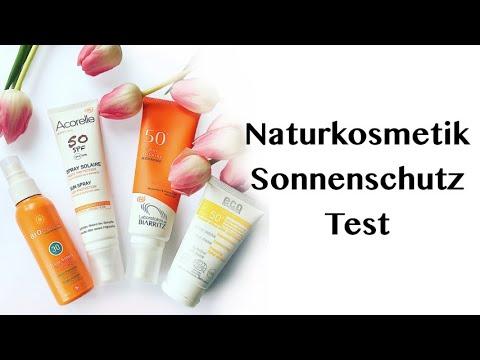 Naturkosmetik Sonnencreme Test & Review 2018