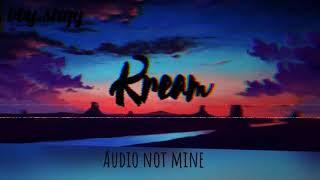 °kream edit audio°