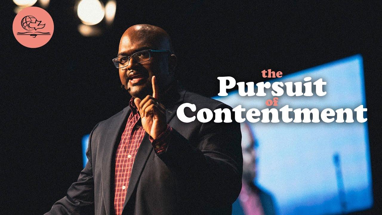 THE PURSUIT OF CONTENTMENT