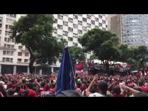 Homenagem aos Garotos do Ninho Flamengo Campeão da Libertadores 2019