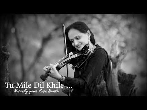 Best Music Videos | Violin | Music Video Covers | Roopa Revathi