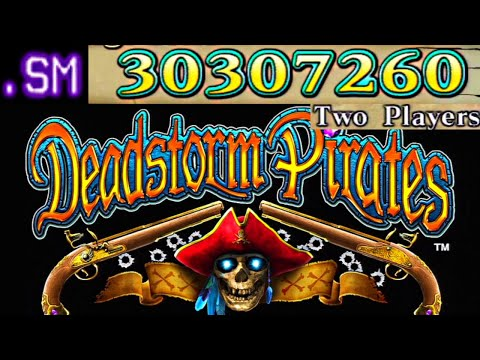 DeadStorm Pirates 2 Players No Damage 30,307,260 Points