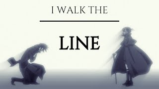 I Walk The Line // Black Butler