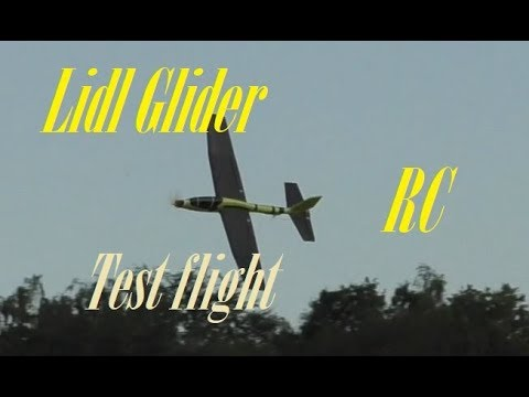 lidl-glider-rc-modification--first-flights