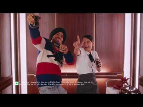 Coca-Cola Summer Film featuring Diljit Dosanjh